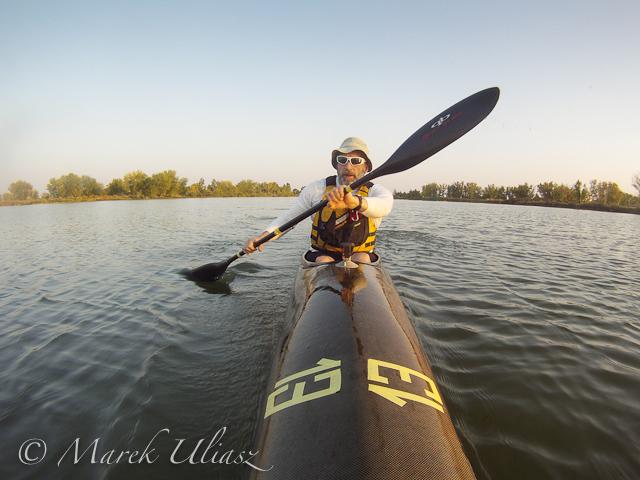 WSBS Thunderbolt kayak