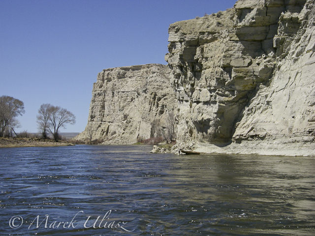 North Platte River, Wyoming