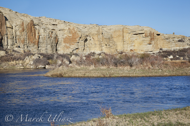 Eagle Nest - North Platte River, Wyoming