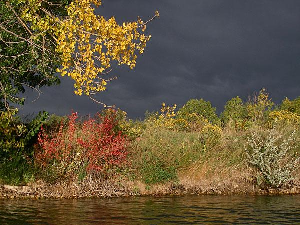 Colorado paddling - September