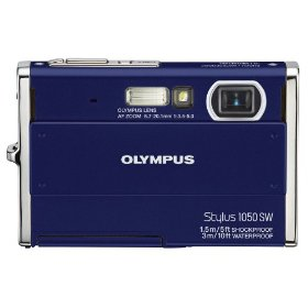 Olympus Stylus 1005 SE blue