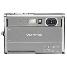 Olympus Stylus 1005 SE silver