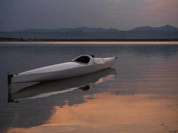 kayaking Colorado - Douglas Lake