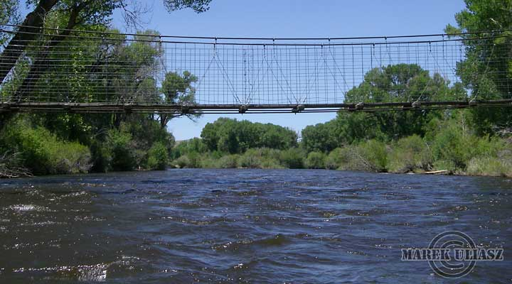North Platte River, Wyoming