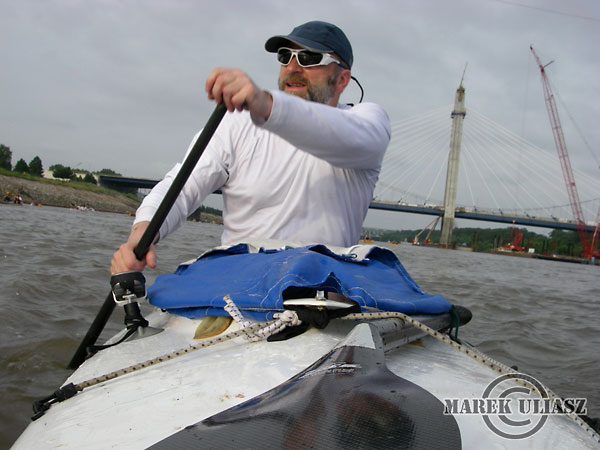 MR340 race from Sea Wind canoe bow