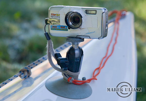 bow camera setup at 2010 MR340 rac