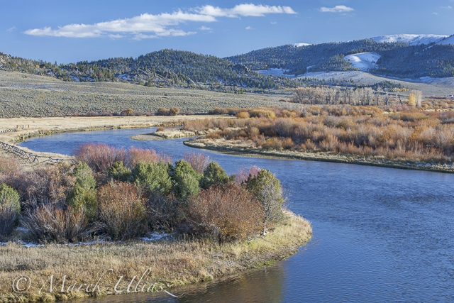 North Platte River above Northgate Canyon near