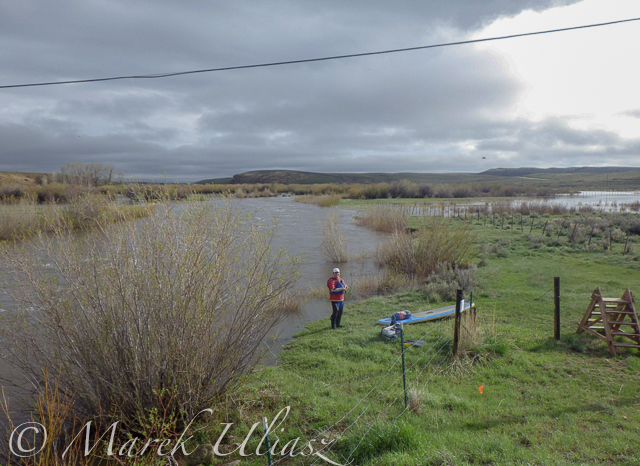 North Platte River at Co Rd 12 W near Walden