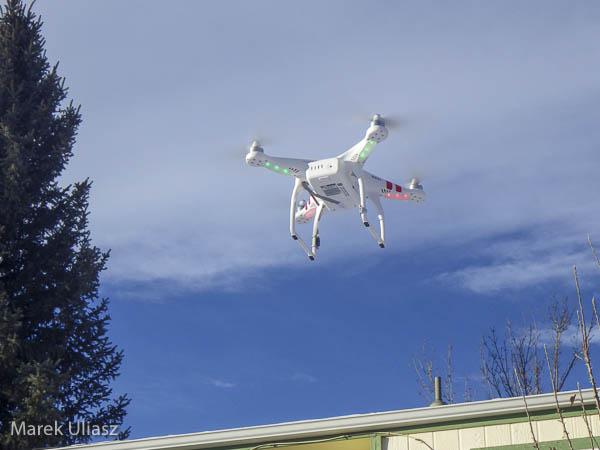 DJI Phantom Aerial UAV Drone Quadcopter for the GoPro