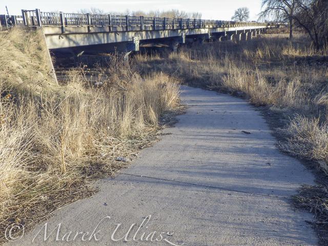 Evans river access