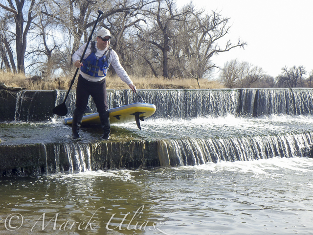 South Platte River from Wildcat to Evans by SUP
