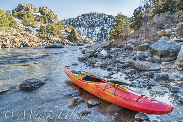 Searching for Paddling Water in Southern Colorado – Part 2