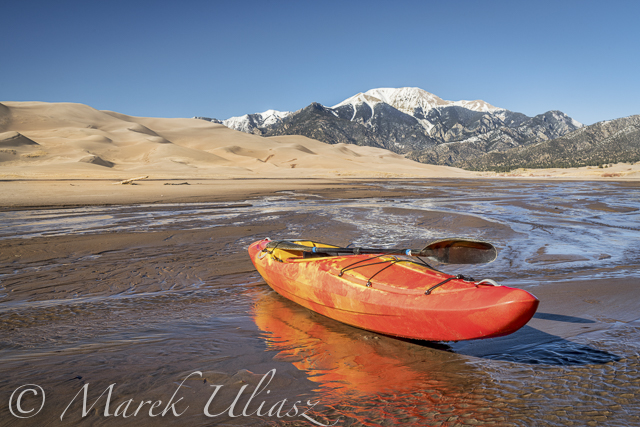 Searching for Paddling Water in Southern Colorado – Part 1