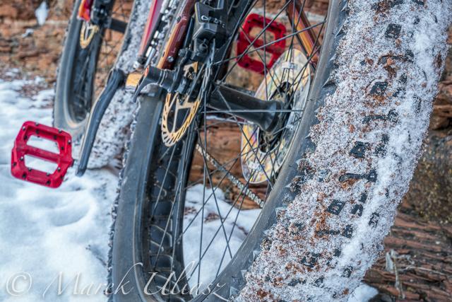 fat bike Red Mountain Open Space