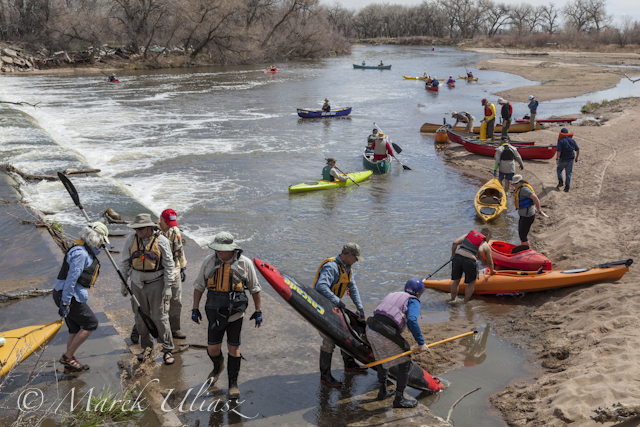 12th Annual South Platte River All Club Paddle